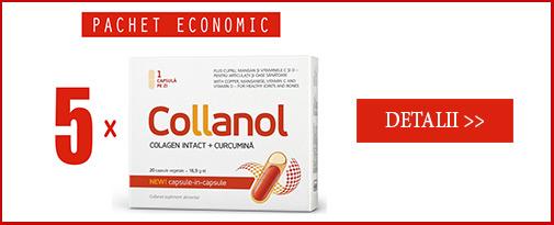 Pachet 5 x Collanol