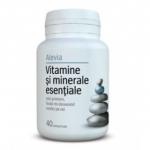 Vitamine si minerale esentiale, 40 comprimate