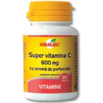 Super vitamina C cu aroma de portocale, 30 tablete