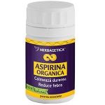 Aspirina organica, 30/60 capsule