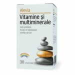 Vitamine si multiminerale, 30 comprimate