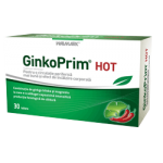 Walmark - GinkoPrim HOT, 30 tablete