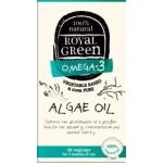 Ulei de Alge Omega 3 100% Vegetal, 60 capsule