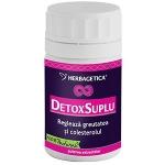 Detox Suplu, 30/60/120 capsule