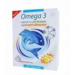 Omega 3 - capsule cu ulei de peste