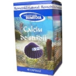 Calciu de Stridii + Vitamina D3, 40 capsule