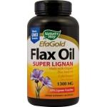 flax oil super lignan natures way secom