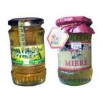 Miere ecologica de salcam, 500 gr