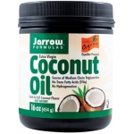 Jarrow Formulas - Coconut Oil Extra Virgin, 473 ml - SECO