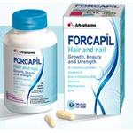 Forcapil - Impotriva caderii parului - capsule