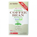 Rightway Nutrition Extract din boabe de Cafea Verde