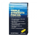 Triple Strength Fish Oil gnc