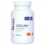 Vitamina C 1000mg - Eliberare Prelungita, 100 tablete