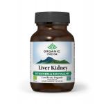 Liver Kidney - Detoxifiere si Protectie Ficat si Rinichi & Revitalizare, 100% Certificat Organic
