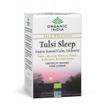 Ceai Tulsi Sleep - Relaxant, Reconfortant, Pentru Somn, 100% Certificat Organic, 18 plicuri