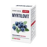 Parapharm - MYRTILOVIT - complex vitamine si minerale recomandat diabeticilor, 60 tablete