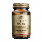 Biotina (Vitamina B7) 0.3mg, 100 tablete