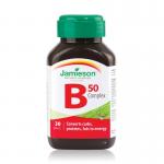 B Complex 50mg, 30 cpr