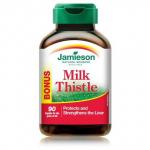 JAMIESON, Milk Thistle (Silimarina) 150mg, 90 cpr
