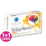 AC Helcor Ginkgo Memo Max, 30 comprimate