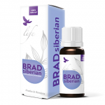 Ulei Esential Integral de Brad siberian - 100% Natural, 10 ml