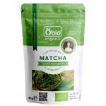 Ceai Matcha BIO - pudra ceai verde, 60 gr, OBIO