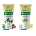 Pachet PROMO Sampon si Gel Dus cu Bicarbonat si extracte naturale din plante, 200+200 ml