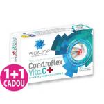 AC Helcor Condroflex Vita C, 30 comprimate