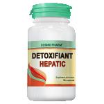 Cosmopharm Detoxifiant Hepatic, 30 capsule