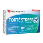 Forte Stress 24H - Pentru Suport Antistress O Zi Linistita, 15 comprimate