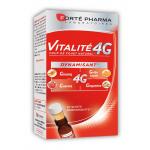 Vitalite 4G Dynamisant - Shot Energizant, 10 fiole