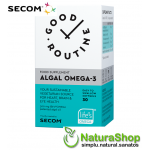 Good Routine by Secom - Algal Omega 3, 30 capsule