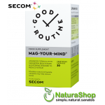 Good Routine by Secom - Mag Your Mind, 30 capsule vegetale
