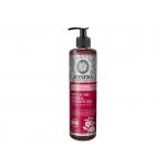 Gel de Dus Exfoliant - Trandafir Arctic, Lotus - Ingrediente Certificate Organic, 280 ml