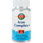 Iron Complex+, 30 tablete, SECOM