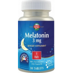 Melatonina 3mg, 30 tablete
