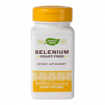 SECOM Natures Way Selenium 200mcg 60 capsule