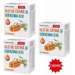 Ulei de catina+Coenzima Q10