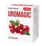 Quantum Parapharm Uro-Magic cu Extract de Merisor, 30 capsule