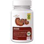Reishi BIO - Extract 180 mg, 80 capsule vegane