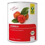 Raab VitalFood Acerola BIO - Vitamian C Naturala, 100 grame pulbere