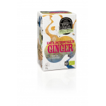 Ceai DELICIOUSLY GINGER – 100% ecologic, 16 plicuri