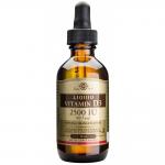 Vitamina D3 2500ui (62,5 mcg) - Lichid - cu aroma naturala de portocale, 59 ml