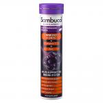 Sambucol Immuno Forte + Vitamina C + Zinc, 15 capsule efervescente