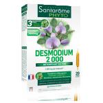 Desmodium 2000 - Protector Hepatic - Detoxifiant Ficat, 20 fiole
