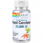 Food Carotene 25000UI