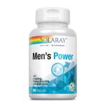 Solaray, Men's power - stimulent sexual masculin,60 capsule vegetale