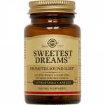 Sweetest Dreams - Suport pentru Somn Linistit, impotriva insomniei 30 capsule vegetale