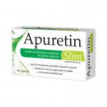 Apuretin Slim - Elimina Retentia de apa, 60 capsule