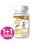 AC Helcor Vitamina A+D2, 30 comprimate
